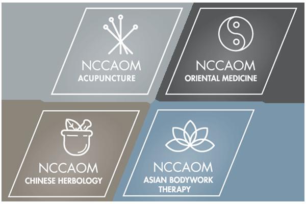 NCCAOM Certifications
